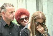 """Imagini de la pomana de 40 de zile a Ionelei Prodan! Elena Merisoreanu sustine ca a visat-o pe buna ei prietena: """"Cand o fi vremea, sa vii aici, ca e bine!"""""""