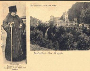 Povestea calugarului Gherasim de la Tismana, cel mai scund roman din istorie!...