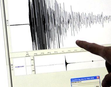 Cutremur in Vrancea! Este deja al zecelea din aceasta luna!