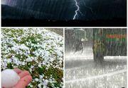"""Avertizare meteo de ultima ora! Peste cateva ora va incepe """"prapadul"""". Vezi harta celor mai afectate zone"""