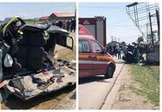 Accident cumplit in Olt: 3 morti si doi raniti. A intervenit elicopterul Smurd. Cine sunt victimele