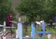 Un preot din Vaslui a bagat frica in sateni! Ce a putut sa faca in cimitir de nu mai vin enoriasii nici macar sa aprinda o lumanare!
