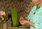 Trucuri pentru femeile cu unghii lungi! Iata cum iti poti pastra manichiura intacta in bucatarie!