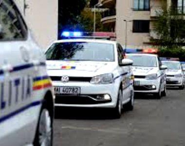 Clipe de groaza in Galati! Doi politisti si un asistent SMURD, atacati cu cutitul in...