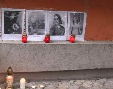 Gest sfasietor dupa moartea celor patru studente din Salaj.  Ce au decis colegii...