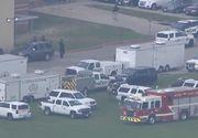 Atac armat intr-un liceu din Texas! Sunt cel putin 10 morti!