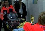 Momente de groaza in Hunedoara! Un barbat si-a dat foc in fata unui centru pentru mame si copii. Motivul halucinant pentru care a recurs la acest gest