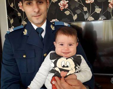 Cutremurator, copilul de un an al unor militari din Campia Turzii a fost diagnosticat...