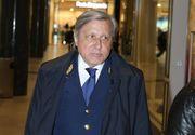 Un nou derapaj al lui Ilie Nastase! Fostul tenismen, retinut de politie dupa ce i-a injurat si scuipat pe agentii de la Rutiera!