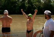 Inoata 100 de kilometri pe Prut - Cursa in cinstea Marii Uniri