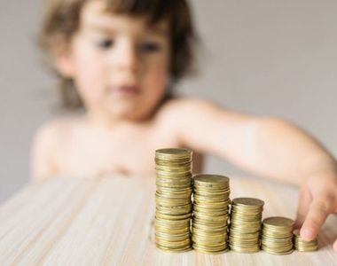 Bucurestiul si Iasiul sunt in topul celor mai mari indemnizatii pentru cresterea copilului
