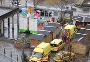 """Atentat in Belgia! Doi politisti si un trecator au murit dupa ce au fost impuscati de catre un barbat care a strigat: """"Allah akbar""""! Atacul a avut loc langa un liceu!"""