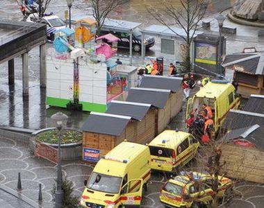 Atentat in Belgia! Doi politisti si un trecator au murit dupa ce au fost impuscati de...