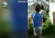 Agresiune dusa la extrem in judetul Arges. Un baietel de numai 7 ani a fost obligat de alti copii sa faca ASTA!