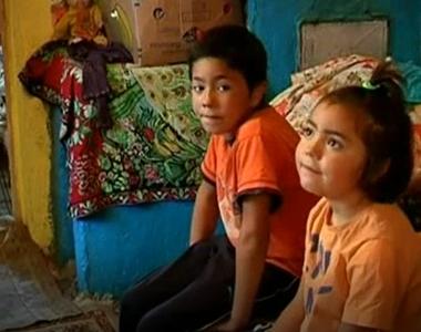 In Romania, saracia e la ea acasa! Cat de multi copii sufera, mai ales in mediul rural,...