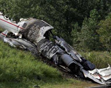 Un aparat de zbor de mici dimensiuni s-a prabusit in Ungaria. Cele doua persoane aflate...
