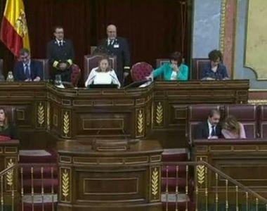 Criza politica in Spania: Premierul a fost demis!
