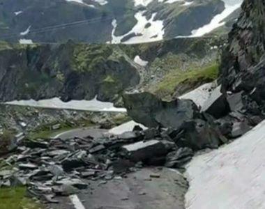 Clipe grele pentru salvamontisti in Muntii Fagaras dupa ce o turista a alunecat pe...