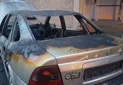 Clipe de spaima pentru un jurnalist roman! Masina acestuia a fost incendiata noaptea trecuta!