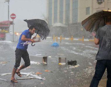Vara se lasa asteptata! Meteorologii au anuntat COD GALBEN pentru primul weekend in iunie!
