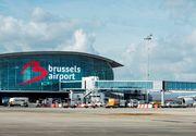 Pericol de explozie pe aeroportul din Bruxelles! Armata belgiana a intervenit pentru a dezamorsa un obuz!