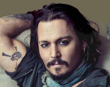Johnny Depp nu mai arata asa! Ultima aparitie a actorului i-a ingrijorat pe fani!...