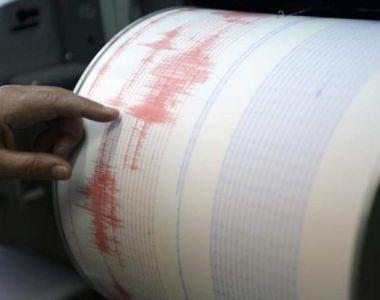 Cutremur anormal in Romania! S-a produs aseara intr-o zona neobisnuita si la doar patru...