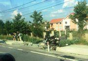 Accident TERIBIL in Botosani! Sot si sotie, la limita dintre viata si moarte!