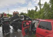Accident deosebit de grav in Prahova! Toate persoanele din masina, printre care si un copil de sapte ani, au murit pe loc!
