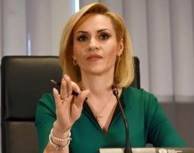 """Gabriela Firea, anunt important pentru toti bucurestenii: """"Nu cred ca Bucurestiul..."""