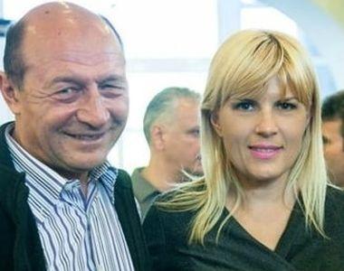"Traian Basescu, prima reactie dupa condamnarea Elenei Udrea in dosarul ""Gala..."
