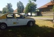 Incident socant in Hunedoara! O taximetrista a fost amenintata, batuta si violata de un client! Cine este agresorul!
