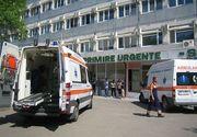 Tragedie in Spitalul Judetean de Urgenta din Focsani! Un barbat a murit dupa ce s-a aruncat de la etajul unu al cladirii!