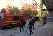 Un tanar din Petrosani a murit dupa ce a cazut de la etajul 10! Baiatul incerca sa se salveze dupa ce apartamentul i-a luat foc!