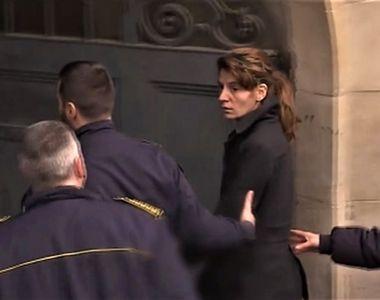 Magdalena Serban a facut din nou scandal in spatele gratiilor