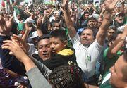 Incredibil! Fanii mexicani s-au bucurat atat de tare la golul lui Lozano incat au provocat un cutremur artificial in capitala Mexicului!