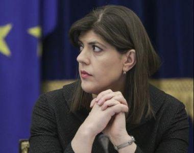 Laura Codruta Kovesi, citata intr-un proces in care un procuror DIICOT solicita...
