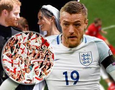 Meciul de debut al Angliei la Mondial a depasit nunta printului Harry in materie de...