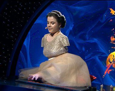Ce medie are la Evaluarea nationala 2018 Lorelai Mosnegutu, cantareata si pianista care...