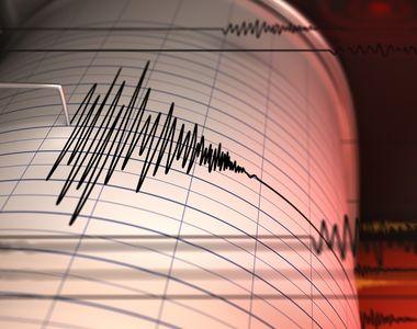 Cutremur cu magnitudinea de 3,7 in Romania. Este cel de-al treilea seism in decurs de...