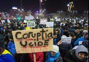 Protestatarii din Piata Victoriei au reactionat, dupa condamnare lui Liviu Dragnea. Ce au facut oamenii este INCREDIBIL