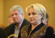 """""""Cred cu tarie in nevinovatia presedintelui PSD si il asigur de toata sustinerea mea!"""", a declarat Viorica Dancila dupa condamnarea lui Liviu Dragnea"""