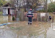 Furtuna a facut ravagii! Sute de gospodarii au fost distruse in Alba in urma ploilor torentiale care au cazut