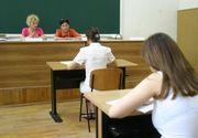 Subiecte BAC Romana! Elevi, prinsi in timp ce copiau si eliminati din examen