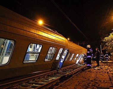 Un tren cu 80 de pasageri la bord a deraiat! Pana acum au fost confirmate 28 de victime!