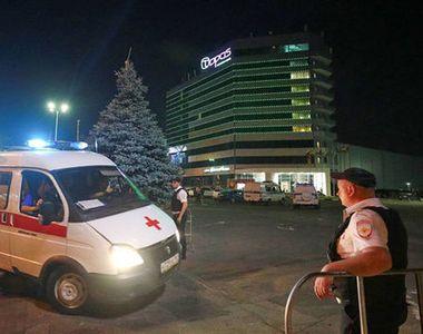 Alerta cu bomba intr-un hotel din Rusia!