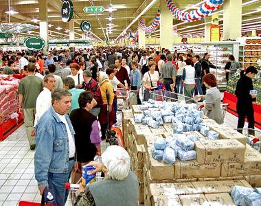 Marile lanturi de magazine ocupa tot mai mult din piata, iar rezultatele se vad....