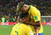 Brazilia si Elvetia s-au calificat mai departe din grupa E