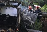 Tragedie! Un barbat din Baia Mare a murit carbonizat dupa ce a dormit in masina!