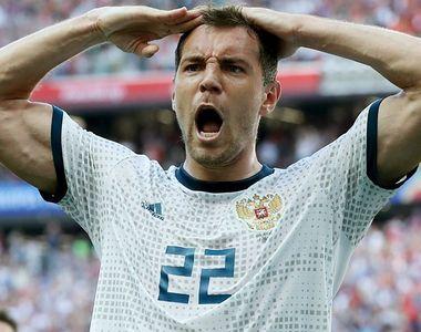 Ziua si surpriza la Mondial! Rusia se califica la penaltyuri dupa un meci in care...
